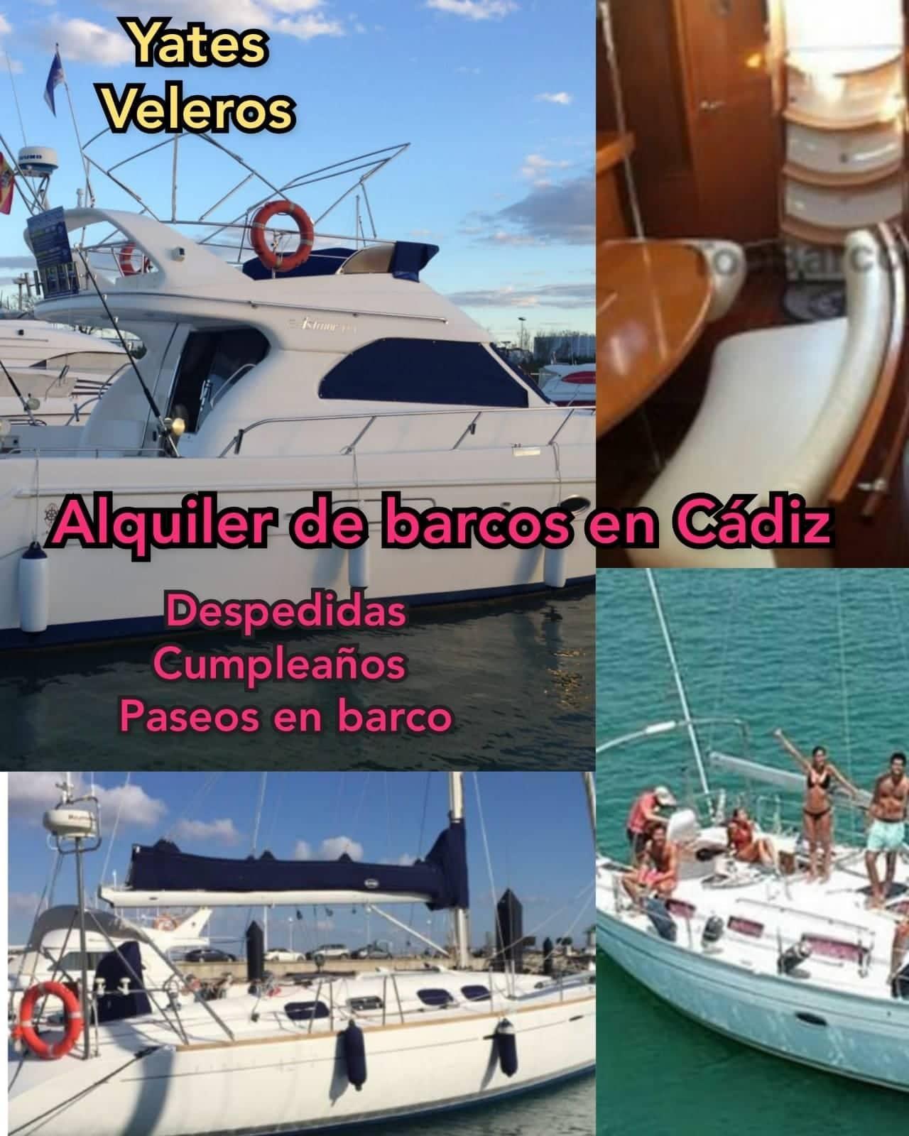 barco en Puerto de Santa María
