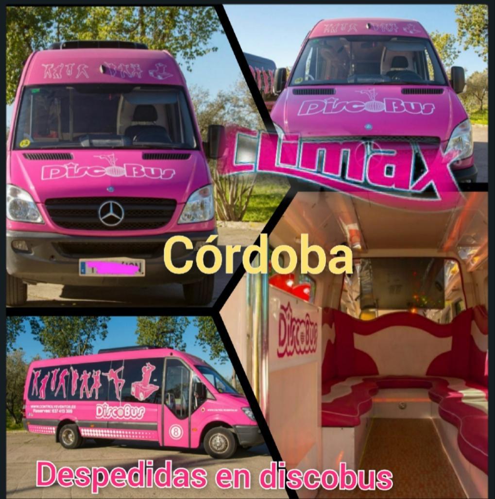 Discobús Córdoba